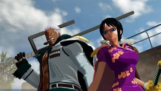 Nouveaux personnages et nouvelle vidéo pour One Piece World Seeker