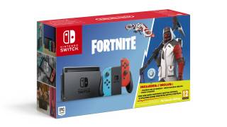 Un pack Fortnite pour la Nintendo Switch