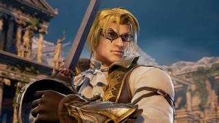 Raphael rejoint les combattants de SoulCalibur VI