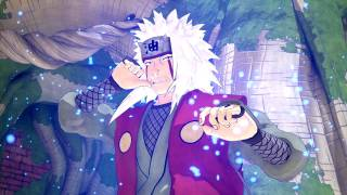 Jiraya entre dans la bataille sur Naruto to Boruto Shinobi Striker