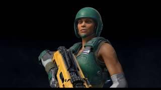Bethesda file un des personnages de Quake Champions