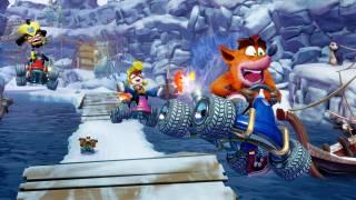 Crash Team Racing de retour également avec de nouvelles images
