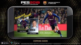 Konami lance PES 2019 Mobile