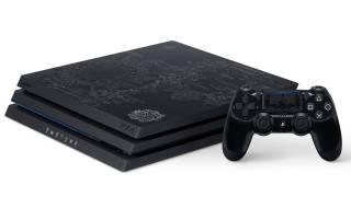Une édition limitée de la PS4 Pro avec Kingdom Hearts III