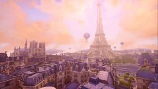 Paris est la nouvelle carte d'Overwatch