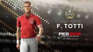 Totti, Nakata ou Park Ji-Sung arrivent sur PES 2019