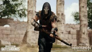 Des skins d'Horizon Zero Dawn dans PlayerUnknown's Battlegrounds [MàJ]