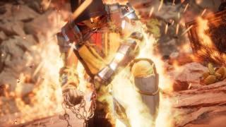 Quelques impressions et une gigantesque galerie d'images sur la bêta de Mortal Kombat 11