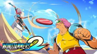 DotEmu annonce Windjammers 2
