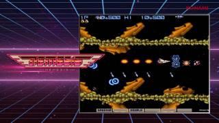 Konami fête son 50ème anniversaire avec une compilation Arcade Classics Anniversary Collection