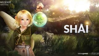 La classe Shai débarque sur Black Desert Online la semaine prochaine