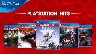 Sony ajoute de nouveaux titres à sa gamme PlayStation Hits
