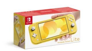 Nintendo confirme la Nintendo Switch Lite pour la rentrée