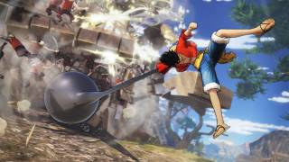 Un nouveau arc narratif pour One Piece Warriors 4