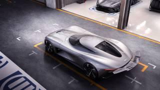 GT Sport – Jaguar dévoile la Coupé Vision Gran Turismo