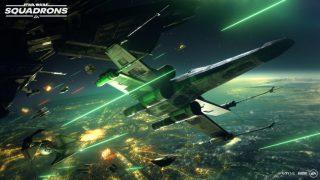 Nouveau patch pour Star Wars Squadrons