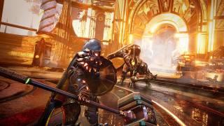 Une belle nouvelle vidéo de Godfall sur PS5