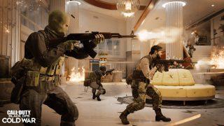 Découvrez 4 cartes de la bêta multijoueur de Call of Duty Black Ops Cold War jusqu'en 4K HDR