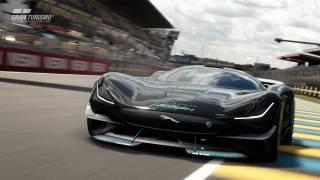 Jaguar dévoile son bolide électrique la Vision Gran Turismo SV