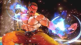Nouveau combattant et nouveautés pour Street Fighter V