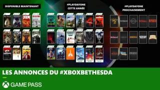 E3 2021 – Des tonnes de jeux pour le Xbox Game Pass à leur sortie