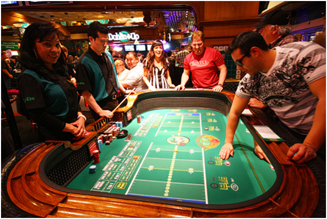 Real casinos of Australia