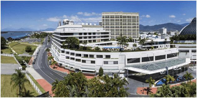 Reef Hotel Casino Australia