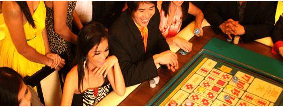 Sic Bo land casino