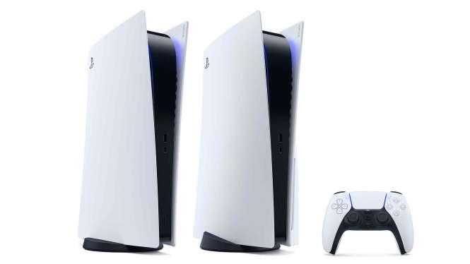 Vzhled PlayStation 5
