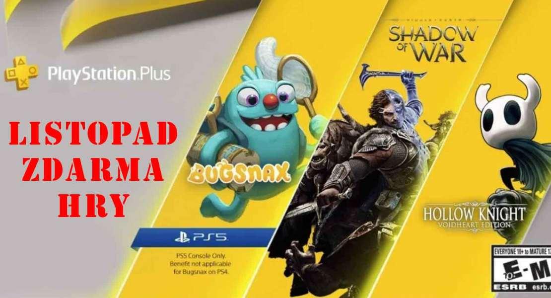 Hry zdarma na PlayStation