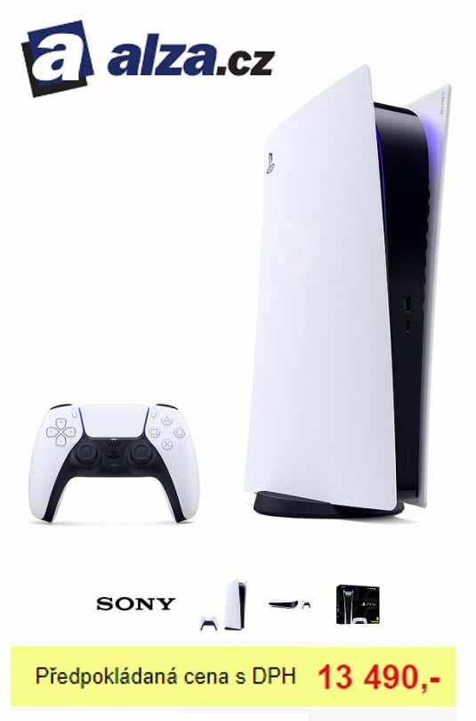 Prodej PlayStation 5