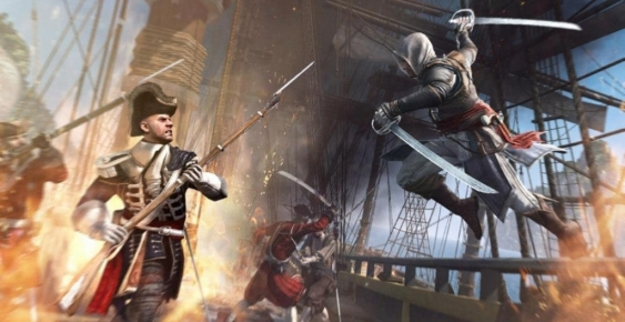 Assassin's Creed IV komt uit op de PS4 (+ trailer)
