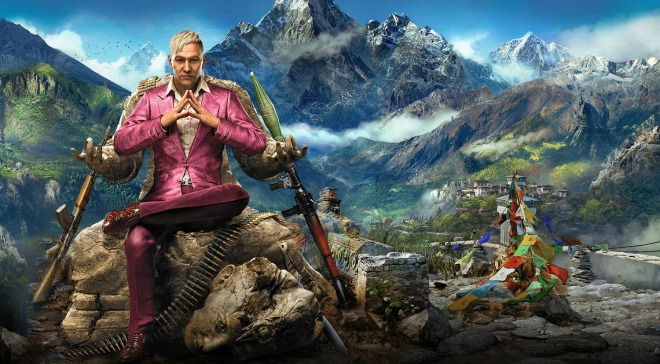 Laatste Deal of Christmas bevat Far Cry 4 en Metro Redux