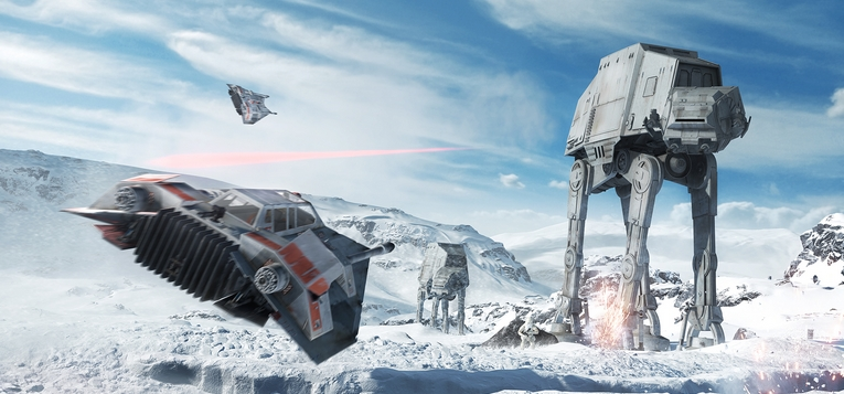Star Wars Battlefront draait op dedicated servers
