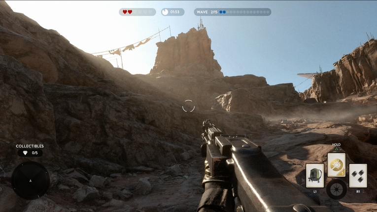 Patch voegt nieuwe map toe aan Star Wars Battlefront