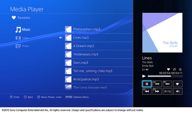 PS4 Media Player Now Available to Download | PlayStation 4