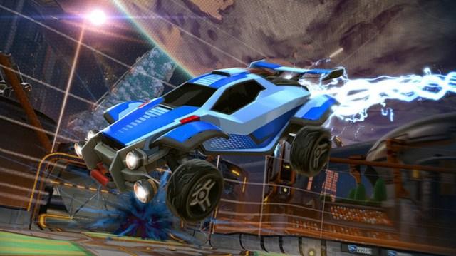 Rocket League PS4 Pro Update