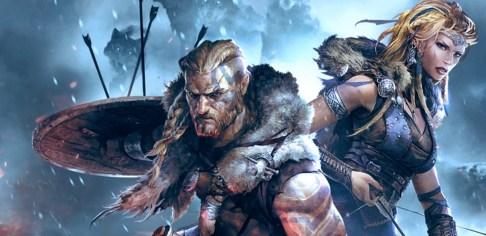 Vikings - Wolves of Midgard PS4 game