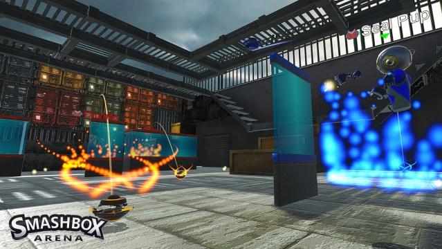 Smashbox Arena PS VR