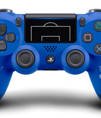 PlayStation F.C. Dualshock 4 wireless controller
