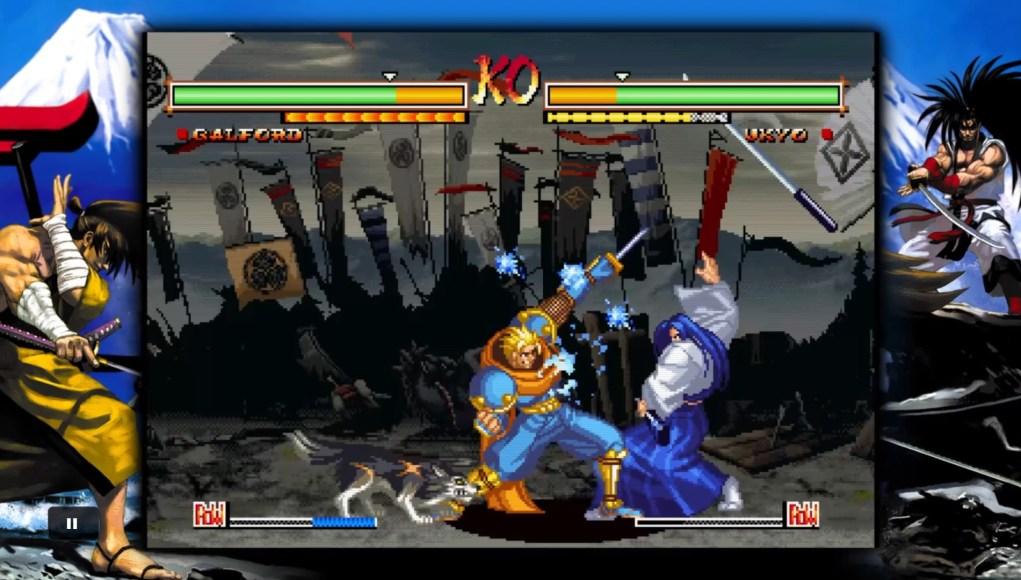 Samurai Shodown V Special PS4