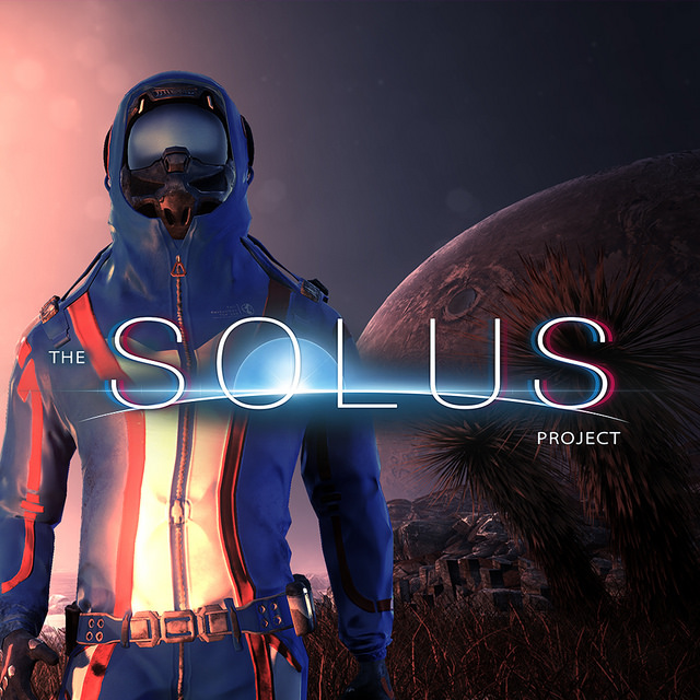The Solus Project PSVR