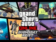 Grand Theft Auto Online The Doomsday Heist