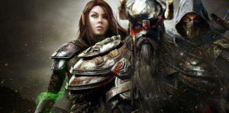 The Elder Scrolls Online Tamriel Unlimited PlayStation 4