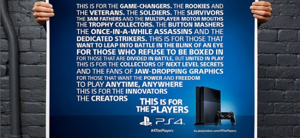 This is for the Players!