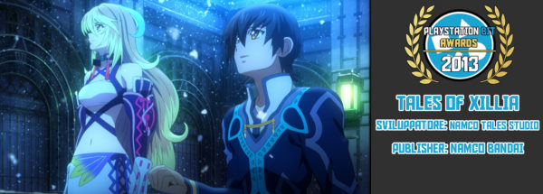 TalesofXillia_Awards