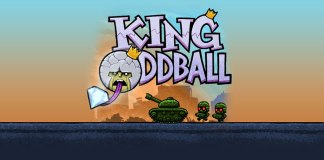king oddball playstation