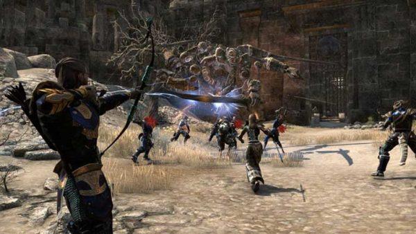 elder scrolls online archery master style