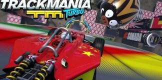 trackmania turbo playstation 4