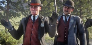 Red dead redemption 2 pinkerton
